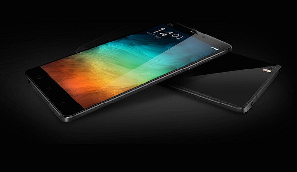 Xiaomi Mi Note Announced, Snapdragon 801 SoC, 13MP Camera And 5.7 Inch Display