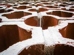 String and Holes (Steve Crane) Tags: brick southafrica pattern gordonsbay westerncape helderberg bikinibeach