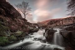 Three Shires Head (Photo Lab by Ross Farnham) Tags: nikon buxton derbyshire waterfalls hitech d800 1635mm heliopan