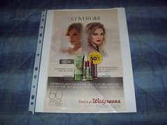 Covergirl Ad (drewsevolution) Tags: love beautiful beauty movie star model pretty gorgeous ad drew advertisement hollywood advert taylor actress actor swift lovely director cosmetics producer barrymore covergirl drewbarrymore