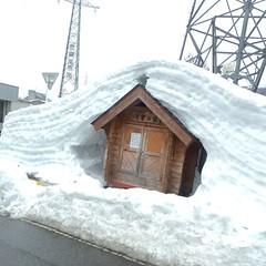 @ (KOBAstudio) Tags: snow ski japan square squareformat   iphone  iphoneography instagramapp uploaded:by=instagram