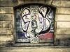 Graffiti (David Cucalón) Tags: barcelona door city urban david art wall modern pared puerta mural ciudad textures graffitti urbano texturas moderno 2015 arteurbano cucalon davidcucalon fujifilmx20