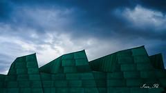 Verde (Ivan_Fle) Tags: camera city sky espaa photo europe flickr sony ivan edificio ciudad valladolid cielo museo 1855 fle ciencias nex 2015 espaaspain mirrorless emount nexf3 sonynexf3