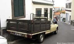 Peugeot 504 pick up 1986 (XBXG) Tags: auto old france classic portugal up car vintage french automobile pickup voiture frankrijk van pick 1986 madeira peugeot 504 funchal ancienne wagen peugeot504 franaise utilitaire bestelwagen madre bestel fourgonnette