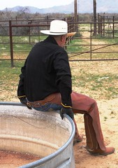 CATTLE COUNTRY (AZ CHAPS) Tags: ranch spurs cowboy desert boots hats gloves chaps corral wrangler