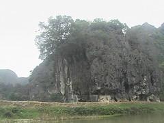 Karst Towers Along Tam Cốc-Bích Động