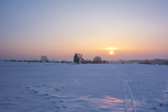 Sorbet (christopher_brown) Tags: snow germany landscape bayern deutschland bavaria oberbayern badendorf