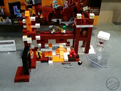 Toy Fair 2015 LEGO Minecraft 32 (IdleHandsBlog) Tags: toys lego videogames buildingsets minecraft toyfair2015