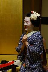 2015.02.10 Kyoto (575) (Kotatsu Neko 808) Tags: japan kyoto maiko geiko geisha    gion trainee 2015  sel1670z sel1670 tamitae