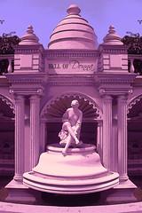bellofDonna2b ( Doug Cook ) Tags: sculpture peru dc madonna shell graphicnovel belladonna dcmemorialfoundation picmonkey