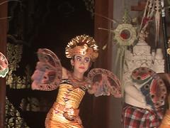 Fanning the Dancer
