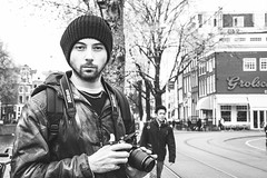 Amsterdam (Malu photoghraphy) Tags: street travel people holiday amsterdam canon young streetphotography journey vacanza discover viaggiare