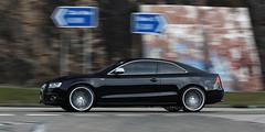 Audi, S5, Hong Kong (Daryl Chapman Photography) Tags: auto china road windows hk cars car photoshop c