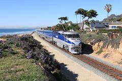 Del Mar, California (UW1983) Tags: california trains amtrak delmar railroads pacificsurfliner passengertrains