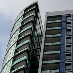 Sky Living (No Great Hurry) Tags: skyliving windows blue abstract architecture constructuralart lines glass regeneration eastend london eastlondon stratford balconies balcony sharklike residential reside newdevelopment flats appartment apartment abstraction architectural pov perspective construction building ngh robinmauricebarr amateur amateurphotographer robinmauricebarralsoknownasnogreathurry art photoart capital uk britain gb greatbritain lndn england square squared cube robinbarr photo image photographic 1000views 1000 urban urbanart squareformat archistract structure exposure flickr pattern patterns patternsinbuildings unitedkingdom londonarchitecture londonbuildings londonstructures nogreathurry