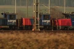 SLMNr 5075 : SBB Cargo Traktor Tm 232 224 - 6 => SBB Cargo Traktor Tm  232 146 - 1 => SBB Cargo Zweikraftlokomotive Eem 923 016 - 0 mit Taufname Le Jorat am Rangierbahnhof Bahnhof Limmattal RBL bei Zrich im Kanton Zrich der Schweiz (chrchr_75) Tags: chriguhurnibluemailch christoph hurni schweiz suisse switzerland svizzera suissa swiss chrchr chrchr75 chrigu chriughurni mrz 2015 chriguhurni albumbahnenderschweiz albumbahnenderschweiz201516 schweizer bahnen eisenbahn bahn train treno zug albumzzz201503mrz sbb cff ffs zweikraftlokomotive eem 923 lok lokomotive rangiertraktor traktor dieseltraktor 232 juna zoug trainen tog tren   locomotora lokomotiv locomotief locomotiva locomotive railway rautatie chemin de fer ferrovia  spoorweg  centralstation ferroviaria