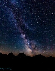 Milkyway Gurnigel Switzerland (BS_86) Tags: longexposure mountains night canon eos schweiz switzerland europa europe suisse nacht mark swiss sommer berge explore ii 7d bern sumer lightroom milkyway langzeitbelichtung gurnigel efs1022mm milchstrasse