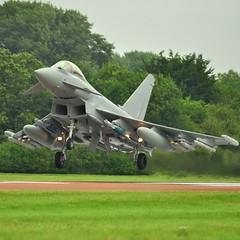 Eurofighter Typhoon (nathanappleyard1) Tags: nikon aviation military sigma eurofighter typhoon riat fighterjet baesystems militaryjet avgeek aviationenthusiast riat2016