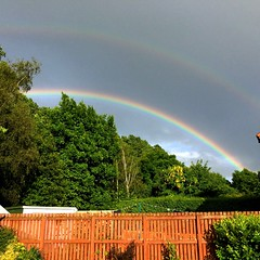 Double rainbow (chriswatt4) Tags: rainbows