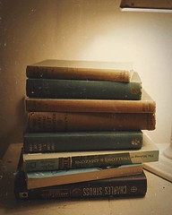 Photo of Reading pile