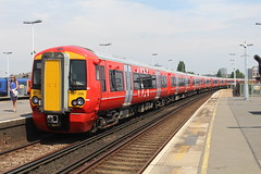 387226 (matty10120) Tags: class rail railway train clapham junction gatwick express gat exd ex 387