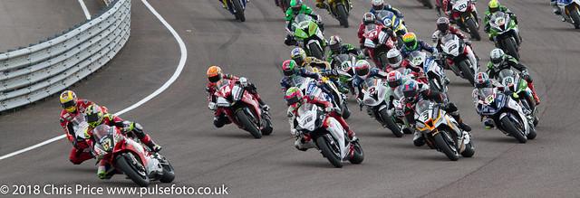 MCE British Superbikes Race 1, Thruxton July 24th 2016