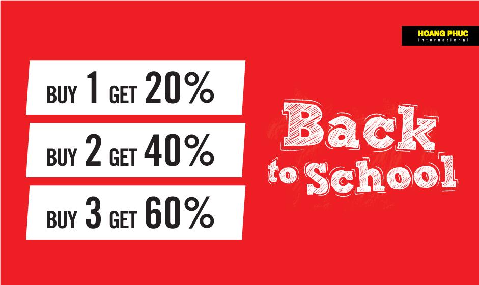 ĐỪNG CHẦN CHỜ GÌ NỮA, HÃY ĐẸP NGAY BÂY GIỜ CÙNG BACK TO SCHOOL