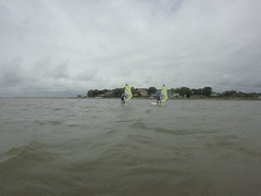 Beginners Windsurfing Lessons - June 2016