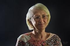 Portrait of grandmother (alexander.dischoe) Tags: portrait face mom nikon gesicht grandmother portrt nahaufnahme nikon18200mm nikkor18200mm d7100 nikond7100