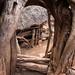 Gamole Konso village passage