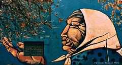 Una madre..... (ojoadicto) Tags: mural madres de plaza mayo graffitti pared ciudad buenos aires arte urbano urban art