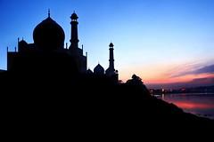 India - Uttar Pradesh - Agra - Taj Mahal - 1d (asienman) Tags: india uttarpradesh agra tajmahal asienmanphotography unescoworldheritagesite mughalarchitecture muslimart