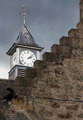 findhorn (violica) Tags: clock scotland unitedkingdom orologio regnounito moray morayfirth findhorn scozia firthofmoray