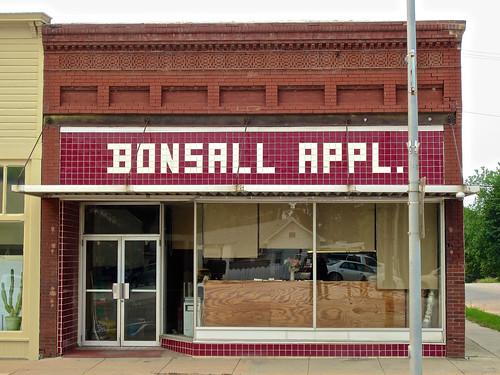 Bonsall Appliance, Dunlap, IA