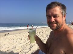 Caipirinha on the beach