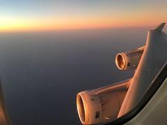 QF B744 (Luis Fernando Linares) Tags: winglets 747400 boeing qantas aviation avgeek vhoju