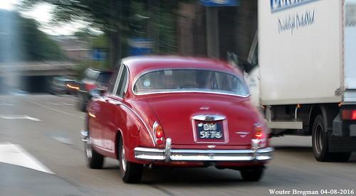 Daimler 2.5 V8 1964