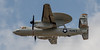 20160502_1392 (HarryMorrowPhotography) Tags: 168990 ab604 vaw125 us navy e2d hawkeye doing several approach procedures oceana may 2016