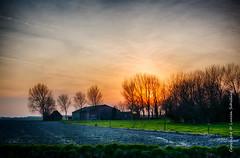 Sunset (Lucien Schilling) Tags: cadzandbad