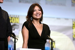 Ming-Na Wen (Gage Skidmore) Tags: connie nielsen ming na wen morena baccarin melissa benoist nathalie emmanuel tatiana maslany lucy lawless san diego comic con international california convention center ew entertainment weekly women who kick ass