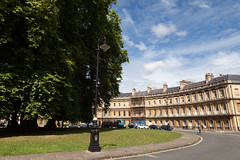 The Circus | Bath-3 (Paul Dykes) Tags: bath somerset uk england georgian thecircus 18thcentury eighteenthcentury gradeilistedbuilding stonehenge druids sycamores