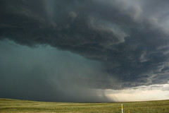 Hailstorm 2 north of Cheyenne, WY (PhotoStorm22) Tags: storm thunderstorm tstorm hail hailstorm wyoming wy cheyenne cloud clouds sky