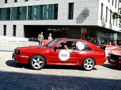 Audi Sport quattro Baujahr 1985  2450 ccm 403 PS (ludmillafan132) Tags: audi audiquattro oldtimer youngtimer auto autos beautifuloldtimer car cars racingcars rallycars rallyecars