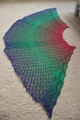 Cheerfully Broken 2 (peridragon) Tags: knitting ravelry cheerfullybroken gradient