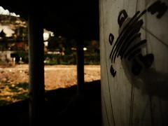 (agridulce?) Tags: dark red redish warm oscuro rojo rojizo caliente dirt tierra grass llano arquitecture arquitectura urbano graffiti drawings dibujos urban nature naturaleza city ciudad cuenca ecuador