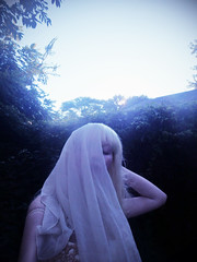 Ethereal (Porcelain Veins) Tags: ethereal veil ghost women blonde dream dreamy haunting spirit whitehair girl fairy magic faery