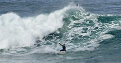 MIGUEL WELSH / 3499DSC (Rafael Gonzlez de Riancho (Lunada) / Rafa Rianch) Tags: surf waves olas vagues ondas cantabria spain deportes sports water ocean surfing agua playa costa