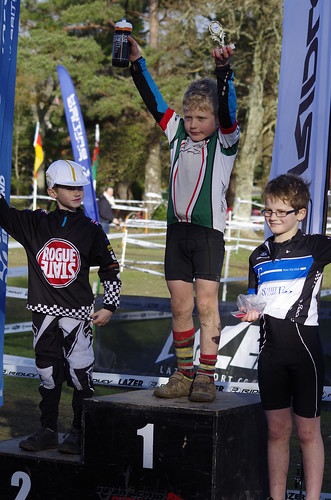 South West Cyclo-Cross League Round 10, South of England Championship, Stover School, Dec-2014