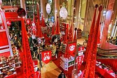 FAO Schwarz (Gary Burke.) Tags: christmas xmas city nyc newyorkcity winter holiday ny newyork tourism shop night canon shopping toys eos lights store december manhattan seasonal 5thavenue midtown gothamist faoschwarz fifthavenue dslr toyshop n
