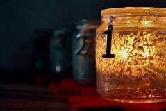 erster advent (Bine589) Tags: christmas weihnachten adventszeit kerzen kerzenschein